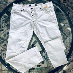 Betwoin White Pants